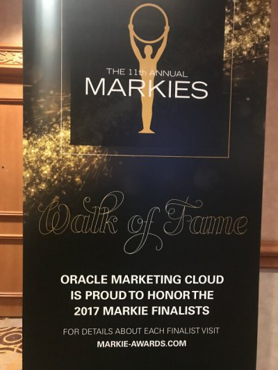 2017 11th Markie Award